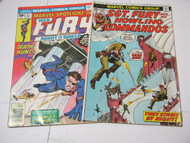 SGT. Fury and His Howling Commandos #119 Nick Fury #31 Comic
