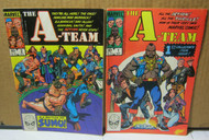 The A Team Marvel #1 #2 Marvel Comics