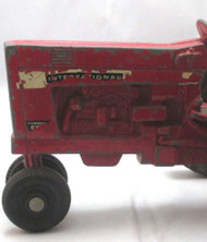 Vintage International 656 Diecast Toy Tractor