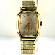 Vintage Bulova Watch Co. 15 Jewels 10k Gold Filled Watch (3005952CB)