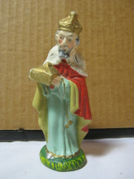 Vintage Nativity Set Replacement Wisemen King Figure