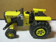 Tonka Vintage Collectible Front Load Yellow Industrial Tractor Parts