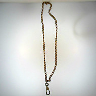 Vintage Gold Filled Pocket Watch Chain (3006349CB)