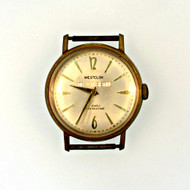 Vintage Westclox Shock Resistant 17 Jewels Watch Case Movement and Dial (3006362CB)