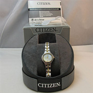 Citizen Eco-Drive B023-S049997 Stainless Steel Ladies Watch with Original Box (3006358CB)