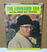 The Lombardi Era Green Bay Packers Vtg. Program