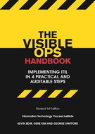 The Visible Ops Handbook: Implementing ITIL in 4 Practical and Auditable Steps Book