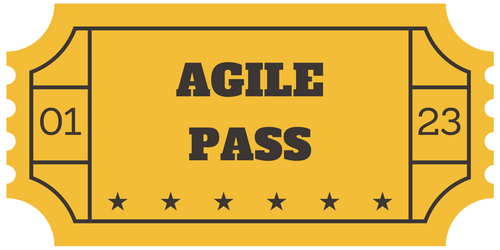 Agile Classroom Training Pass Big Savings
