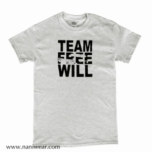 Supernatural Inspired T-Shirt: Team Free Will