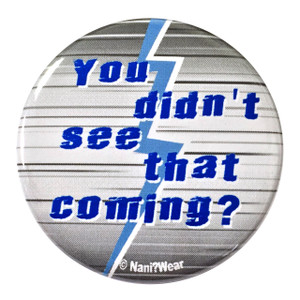 Age of Ulton Inspired Button: You Didn't See That Coming?