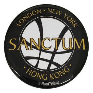 Doctor Strange Inspired Button: Sanctum