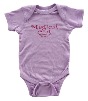 Kawaii Baby Onesie: Magical Girl