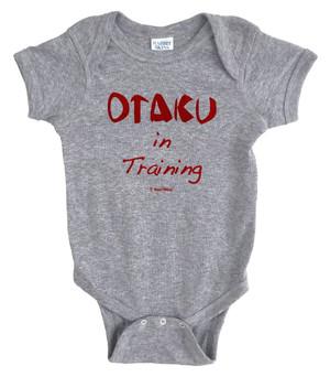 Kawaii Baby Onesie: Otaku in Training