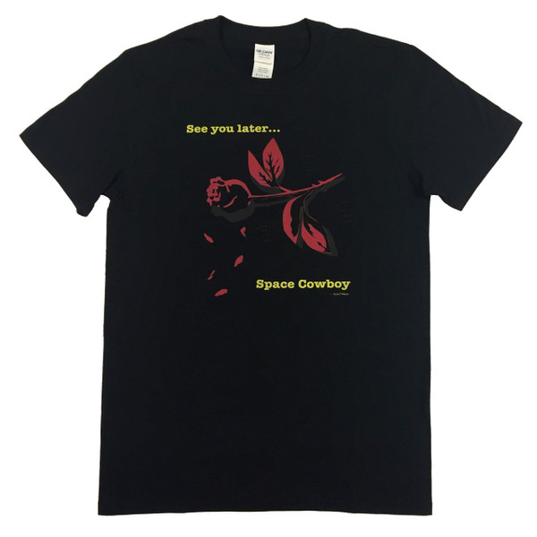 Cowboy Bebop Inspired T-Shirt: See You Later Space Cowboy