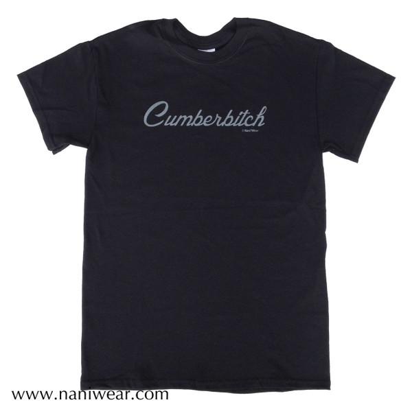 Sherlock Inspired T-Shirt: Cumberbitch