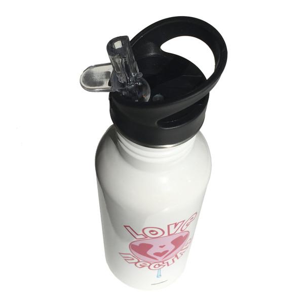 Shimoneta Inspired Water Bottle: Love Nectar