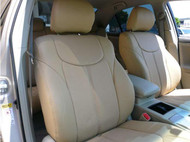 Toyota Camry Clazzio Seat Covers All Biege Front Seats