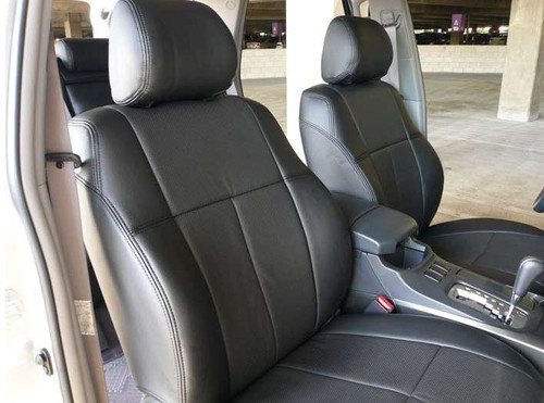 Toyota 4Runner Clazzio Seat Covers