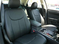 Dodge Charger Leather All Black (Front)