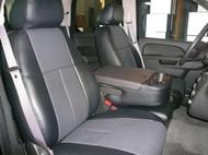 Chevrolet Tahoe / Suburban - Clazzio Seat Covers / Front