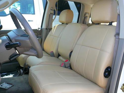 Clazzio Seat Covers | Dodge Ram