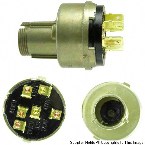on 1980 Dodge Ignition Switch Replacement