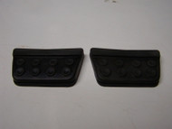Brake and pedal pad found on 1969 Dodge D100's, Dodge D200's, Dodge Camper Special's, Dodge Adventure's, Dodge Dude's and Dodge Power Wagons SOLD AS EACH
