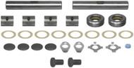 "complete kingpin kit for a complete I beam rebuild FRT SUSP METAL BUSHING - 0.8730"" X 5.375"""