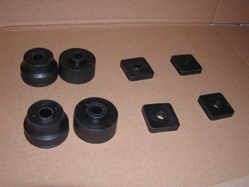 Cab Mount Busings for All Trucks size's all 100's all 200's, D series and W series and Power Wagon