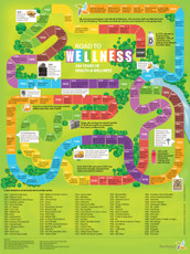 Road To Wellness: Limited Edition Poster Print