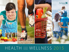 Health and Wellness 2015 Report Cover