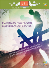 Soaring to New Heights: 2015's Breakout Brands