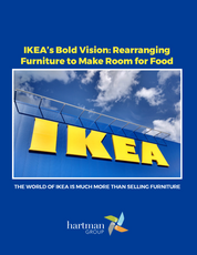 IKEA's Bold Vision: Rearranging Furniture to Make Room for Food