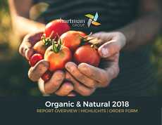 New Research Q1: Organic & Natural 2018