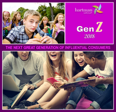 New Research for Q2. Gen Z 2018: Holding the Keys to Unlocking the Future Marketplace