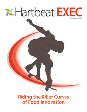 Riding the Killer Curves of Food Innovation (Q2 Hartbeat Exec)