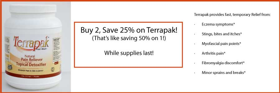 Terrapak sale. Buy 2, save 25%