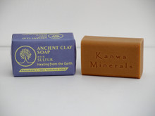 Zion Health Ancient Clay Soap with Sulfur