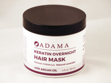 Adama Keratin Overnight Hair Mask Lavender Front