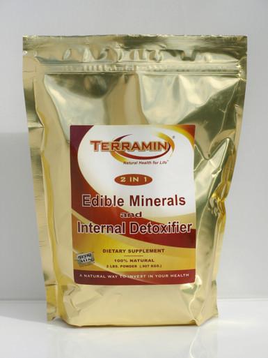 Terramin 2 lbs Powder Calcium Montmorillonite Clay