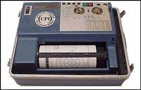 UPI wirephoto machine