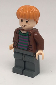 Constructibles LEGO¨ Harry Potter Minifigure Ron Weasley 4758