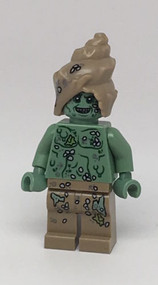 LEGO Pirates of the Caribbean Hadras Minifigure 4183