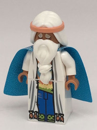 Constructibles LEGO¨ The Lego Movie Minifigure Vitruvius 70810