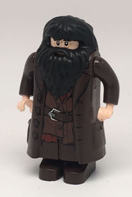 Constructibles LEGO¨ Harry Potter Minifigure Hagrid 4738