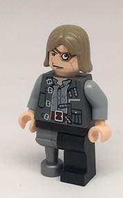 Constructibles LEGO¨ Harry Potter Minifigure Mad-Eye Moody 4767