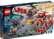 LEGO The LEGO Movie 70813 Rescue Reinforcements