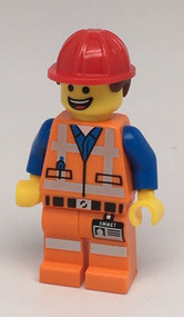 Constructibles LEGO¨ Emmet Collectible Minifigure