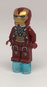 Constructibles LEGO¨ Iron Man Minifigure 76008