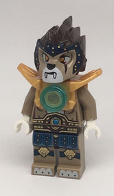 Constructibles LEGO¨ Longtooth Minifigure The Legends of Chima